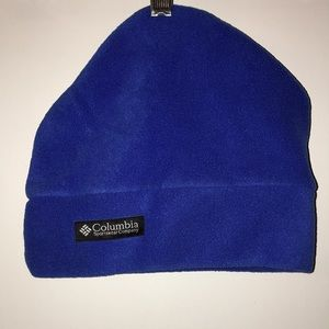 Colombia fleece hat